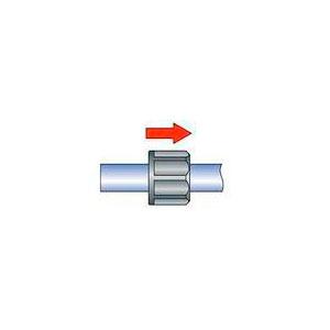 Conexões push lock