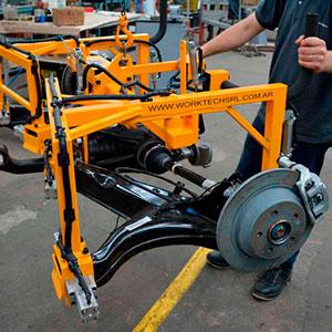 Manipuladores pneumáticos