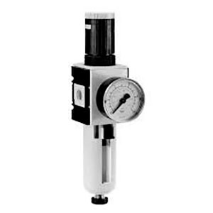 Válvula reguladora de pressão pneumática